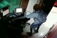 Indignación por el robo de un vendedor ambulante en una clínica