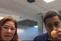 Nicolás Maduro recibió terribles comentarios por Facebook Live
