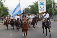 Realizaron la 7° cabalgata en homenaje al gaucho José Dolores