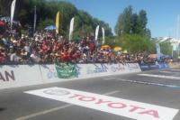 Alrededor de 150 mil personas se acercaron a ver la Vuelta a San Juan