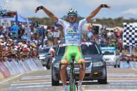 """El ganador de la """"Vuelta a San Juan"""" suspendido por doping"""