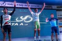 Gonzalo Najar es el campeón de la Vuelta a San Juan