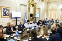 Triaca fue a la reunión de Gabinete y les pidió disculpas al resto de los ministros