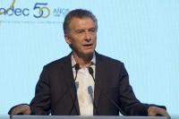 "Macri, sobre el INDEC: ""Pasamos de la oscuridad a la transparencia"""