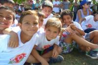 Santa Lucía: más de 800 chicos recibieron su kit escolar