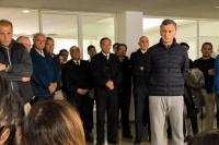 Macri recibirá a los familiares de los tripulantes del ARA San Juan