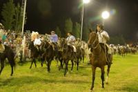 Arrancó la Fiesta Nacional de la Destreza Criolla y el Folklore