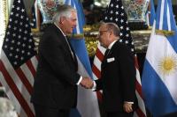 Críticas a Venezuela en el encuentro entre el canciller Faurie y el secretario de Estado de Trump
