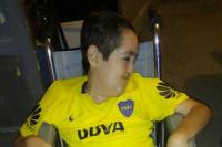 Nació con malformaciones congénitas y necesita urgente una silla postural