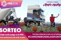 Convocan a camioneros de todo el país devotos de la Difunta Correa para participar de la FNS