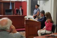 Nahir Galarza: rechazaron el pedido de excarcelación y seguirá detenida