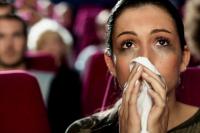 Si llorás en las películas sos más fuerte de lo que crees