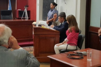 Nahir le pidió explicaciones a la jueza