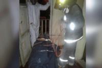 Hallaron a un hombre muerto en su vivienda de Caucete