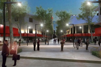 Nueva Peatonal: la construcción será sólo en horario nocturno