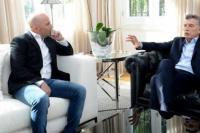 Macri y un insólito pedido a Sampaoli