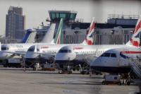 Alerta: cerraron el aeropuerto de Londres por una bomba de la Segunda Guerra Mundial