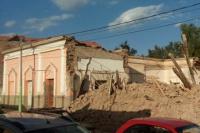 Organización repudió la demolición de una casona en Jáchal