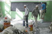 Realizan tareas de mantenimiento en más de 400 escuelas