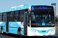 Cerró la firma ArBus, los colectivos que conectaban los aeropuertos de Ezeiza y Aeroparque
