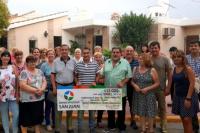 Capital entregó subsidios para reforzar el sistema de Alarmas Comunitarias