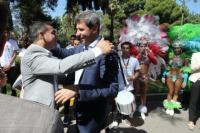 El Carnaval Chimbero tuvo su presentación oficial