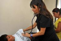 Rivadavia: los más chicos tendrán atención médica gratis