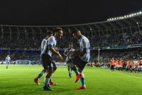 Superliga: Racing goleó a Lanús en el Cilindro