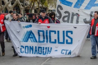 Adicus confirmo que se adhieren al paro nacional del 6 y 7 de marzo