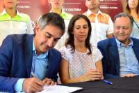FNS 2018: Turismo y el Municipio de Capital firmaron convenio