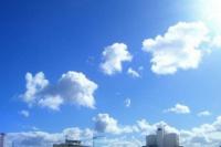 Sigue la probabilidad de lluvias y la máxima llegará a los 28 ºC