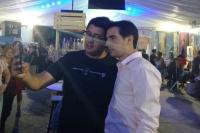 """Luis Rueda: """"Los sanjuaninos una vez más acompañan la fiesta"""""""