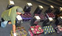 Encontraron 400 kilos de cocaína en la escuela de la Embajada rusa en Argentina