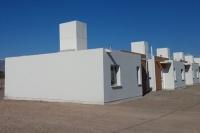 Rivadavia: 77 familias ya tienen su casa