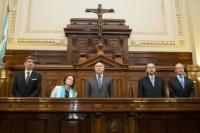 La Corte Suprema prepara una serie de reformas para el Poder Judicial