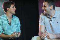El imperdible ping pong con Juan Gutiérrez