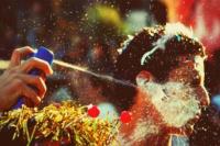 Prohibieron la venta de espuma durante el Carnaval de Rawson