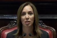 Vidal acusó a los gremios docentes de poner de