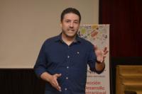Hugo Lescano llega a San Juan con su charla