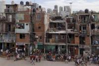 6 muertos y 249 infectados en barrios vulnerables de CABA
