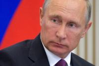 Vladimir Putin recibió la primera dosis de la vacuna contra el coronavirus