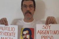 Venezuela: Escapó el único preso político argentino después de casi cuatro años de detención