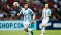 Salvio desafectado de la gira con la Selección Argentina