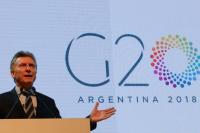 Con un breve discurso, Mauricio Macri cerró el G20