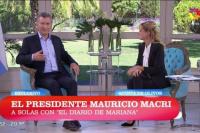 """Macri en DDM: """"La inflación está bajando a una velocidad menor a la que imaginé"""""""