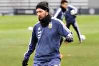 ¿Lionel Messi se pierde el partido con Italia?