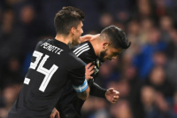 La Selección Argentina venció a Italia en Manchester