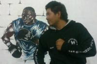 Martín, el albañil sanjuanino que peleará por el título argentino de Kick Boxing