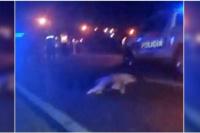 Sarmiento: dos muertos en un choque entre una moto y una camioneta