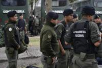 Gendarmes balearon por la espalda a un joven que evitó un control vehicular